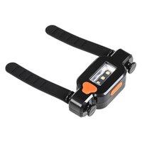 EXTE ELEKTRONISCHE LED Angelruten Sensor Light Gravity Induktionslampe Fisch Biss Sound Alarm Glocke für Nacht Finder