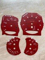Codice lettori Strumenti di scansione Strumenti del cluster del cluster del pannello del cluster dello strumento Faccia per 911 Carrera 991/958 / Panamera 970 Sovrapposizione 250 km / h 300K