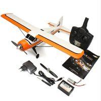 WLTOYS XK DHC-2 A600 RC PALUE DHC-2 RTF 2.4G бесщеточный мотор 3D / 6G дистанционного управления самолетом планер дрон совместимый Futaba S-FHSS RC Airplane игрушки
