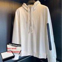 21SS Femmes et hommes Sweats à Hoodies Lettre de mode Pull Sweatshirts Bonne Qualité Style Hip-Hop Spring Vêtements Taille M-2XL