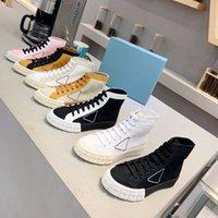 2021 عجلة كاسيتا عارضة أحذية النساء مصمم أحذية رياضية قماش خياطة مصمم الأحذية جميع المدربين مع صندوق Q-44