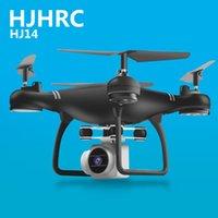 HJ14W High Definition Aerial UAV FPV Vierachse Flugzeuge Stoßdämpfer Pan Tilt Wifi Mobiltelefon Fernbedienung Aircraf2IE6