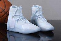 두려움 하나님의 흰색 x 1 순수한 백금 돛 남자 농구 스포츠 신발 하나님에 대한 두려움 1 노어 망 트레이너 운동화