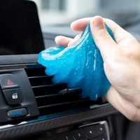 Car Sponge Super Auto Cleaning Pad Glue Powder Cleaner Magic Dust Remover Gel Home Computer Keyboard Clean Tool Dropship