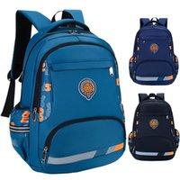 School Bags Top Quality For Boy Girl Waterproof Orthopedic Backpack Kids Schoolbag Big Capacity Children Knapsack Mochila