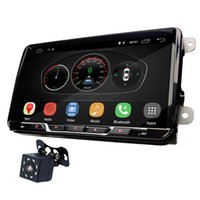 UGAR 9 inch Android 10.0 for Volkswagen Universal Car-DVD Radio Player with GPS Navigation Car Radio Wifi Bluetooth CARPLAY ANDROID-AUTO
