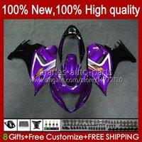 Körper für Suzuki Katana GSXF 650 GSXF650 Purple Black GSX650F BodyWorks 18HC.130 GSX-650F 2009 2009 2010 2011 2012 2013 2014 GSX 650F GSXF-650 08 09 10 11 12 13 14 Verkleidung