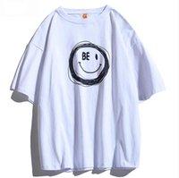 Hommes designers de réflexion Letters T-shirts T-shirts Mens Pure Cotton Top Marques avec manches courtes de la Classic Clothe Loose Respirant TBW