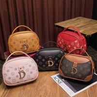 Kid bag 2021 fashion shell slant span bags Messenger Purses PU Leather for kids handbags designers mini tote purse girls Crossbody handbag G67LEIC