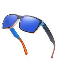 wholale brand digner outdoor uv400 fashion trendy square polarized sports men shad sun glass sunglass 2021
