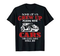 Algunos de nosotros crecimos jugando con los autos, los frescos todavía hacen la camiseta (4)