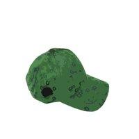 دلو دلو كلاسيكي قبعة الشمس الصيف نمط عارضة قبعات الأزواج شبكة متعدد الألوان قماش قبعات البيسبول أفانت جارد المرقعة الأزياء الهيب هوب كاب أيقون جولف إلكتروني قبعات جاهزة