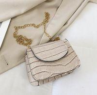 HBP Designer Borse Borse Crossbody Crocodile Pattern Assescare la borsetta in pelle da donna Tote PRUSE Tassel Ladies Borsa a tracolla Piegabile Piccola cartella