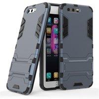 Per Huawei Honor 9 V9 onore 9lite antiurto hard kakingstand custodia per telefoni cellulari per Huawei Honor 9 Lite HonorV9 Honor9 Armor Case Cover