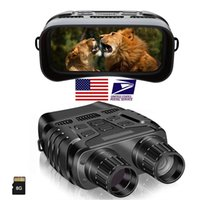 야간 시력 고글 사냥 범위 야간 - 비전 쌍안경은 메모리 카드 헌트 카메라로 HD 이미지 비디오 디지털 적외선 쌍안