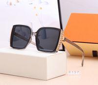 النساء النظارات الشمسية مصمم الأزياء الاستقطاب الإطار الكامل خمر retro uv400 نظارات النظارات