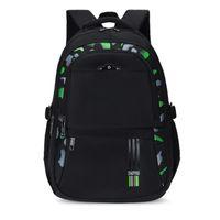 Backpack Men Waterproof Backpacks For School Teenagers Boys High Quality Travel Laptop Bag Girls Shoulder Bookbag Black Sac A Dos