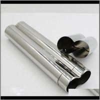 Accessoires de cigares Durable poids léger en acier inoxydable 2 cigares porte-tube conteneur fumant cigarette de tabac de tabac de voyage ZA53 VALJT