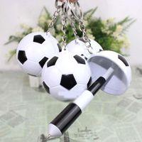 Ballpoint Pens 24 Pcs lot Adjustable Football Pen Creative Ball Kids Stationery Promotion Gift Office School Writing Supplies