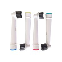 Bambuskohle Ersatzzahnbürste Heads Umweltfreundliche Produkte Kompatibel mit PRO1000 Pro3000 Pro7000 Pro7000