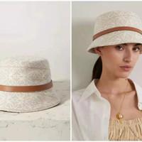 جودة عالية LOWE دلو قبعة لوي الصيف قبعة الشمس وانغ Yibo ستار نفس قبعة الشمس جديدة