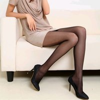 Thin Stockings Women Pantyhose Sexy Skinny Legs Tights Prevent Hook Silk Collant Stocking Panties