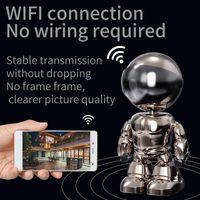 Cameras 2MP 1080P Wireless Intercom PTZ IP Camera IR Night Vision Motion Detection Home Security Baby Monitor