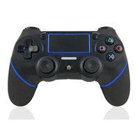 소니 PS4 컨트롤러 플레이 스테이션 블루투스 무선 게임 패드 듀얼 진동 4 조이스틱은 콘솔에 적합합니다.