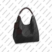 M52950 الكرمل المتشرد حقيبة المرأة سيدة قماش حقيقية العجل جلدية تقليم الفضة الأجهزة حقيبة محفظة حزام حقيبة الكتف حمل