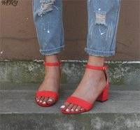 Women Transparent Sandals Ladies High Heel Slippers Candy Color Open Toes Thick Fashion Female Slides Summer Shoes