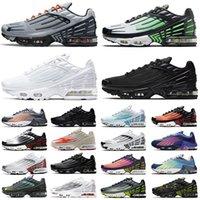 nike air max airmax tn plus 3 turned III plus 2 Erkek kadın lazer mavi kaplan tüm siyah beyaz spor ayakkabı eğitmenler açık için 2020 yeni en kaliteli koşu ayakkabısı