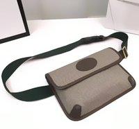 Модные дизайнеры унисекс тигровый талию сумки с крестообразным мешок пояса кошелек петчер плечо # 493930
