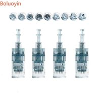 Tattoo Needles Dr. Pen M8 Needle Cartridges Bayonet 11 16 36 42 Nano MTS Micro Skin Needling Compatible With Dr