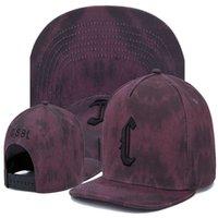 Nuova moda Cayler Sons C Lettera CSBL Snapback Caps Cappello Cool Regolabile Sport Bone Sport Gorras Hip-hop Cappelli da baseball per uomo Donne