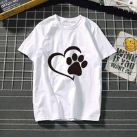 Men For Dog Love Mens T Shirts Graphic Print Summer Fashion Tshirts Ladies Casual Harajuku Kawaii Cute Clothes