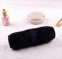 ستوكات منشفة النساء ماكياج المزيل reusable مناشف الوجه تنظيف القماش الملحقات الجمال BWE5987