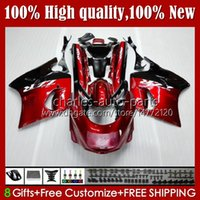 Corpo OEM per Kawasaki Ninja ZZR 1100 CC ZX11 R Perla Red New ZZR-1100 96 97 98 99 00 01 31HC.6 ZX-11R ZX11R ZX 11 R 11R ZX-11 R ZZR1100 1990 1991 1992 1993 1993 1993 Kit carenatura 1995