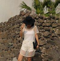 Женская футболка Солнцезащитная Одежда Стручка Юбка Тонкий с длинным рукавом и Шифон Кардиган