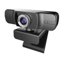 Webcams Full HD HD 1080p Webcam USB con microfono integrato CAM Computer portatile online Tecnologia per conferenza online Telecamere Anti Peeping WebCame