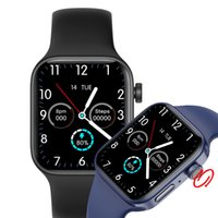 """Brand New Z36 Smart Watch Series 7 Wireless Charger 1.75"""" DIY Face Blood Pressure Men Women Smartwatch For iOS Android PK IWO W37 W26 W46"""