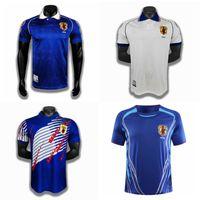 Tayland 1994 1998 Japonya Retro Futbol Formaları 1999 2000 2006 Nakata Futbol Gömlek Soma Akita Jersey Okano Kawaguchi Maillot de Foot