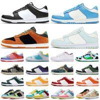 Dunk Koşu Ayakkabıları Erkek Kadın Spor Sneakers Erkek Eğitmenler Dunks Tıknaz Dunky Sahil Üniversitesi Mavi Ücretsiz 99