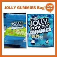 İlaçlı Jolly Smacker Rancher Gumnies Çanta Ekşi 3.5g Mylar Çanta Kuru Herb Çiçek Yerler Ambalaj PK Kurabiye Runtz