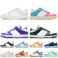 SB Dunk 2021 Foton Tozu Paskalya Kadın Erkek Kaykay Spor Ayakkabıları Eski Okulları Çevirin Düşük Ücretsiz 99 Beyaz Eğitmenler Sneakers