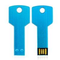 Klucz Metalowy Klucz USB Flash Drive 32GB 64 GB 16 GB 8 GB 4 GB 2 GB 1 GB USB2.0 Diviss Memory Stick
