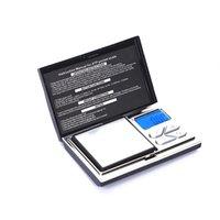 200g 0.01g Digital Pocket scale Mini Scales Jewelry Weight Diamond Balance Kitchen Weighing