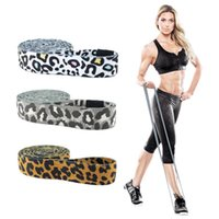 Yoga Stripes Fitness Rubber Band Elastic Resistance Bands Set Hip Circle Expander Gym Booty Home Workout Outdoor