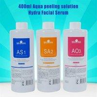 Aqua Peel Solution Hydra Facial Water Vermabrasion تقشير لجميع الجلد # 002