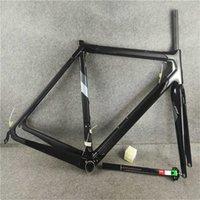 بوب c64 الإطار مات الأسود لمعان الأسود إيطاليا دراجة الطريق الإطار 48cm 50 ملليمتر 52 سنتيمتر 54 سنتيمتر 56 سنتيمتر