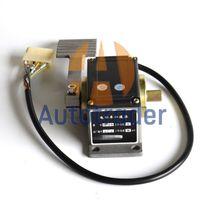 0-5 V Elektronik Ayak Pedalları Curtis Controller JSQD-124-001 Için Forklift Gaz Kelebeği